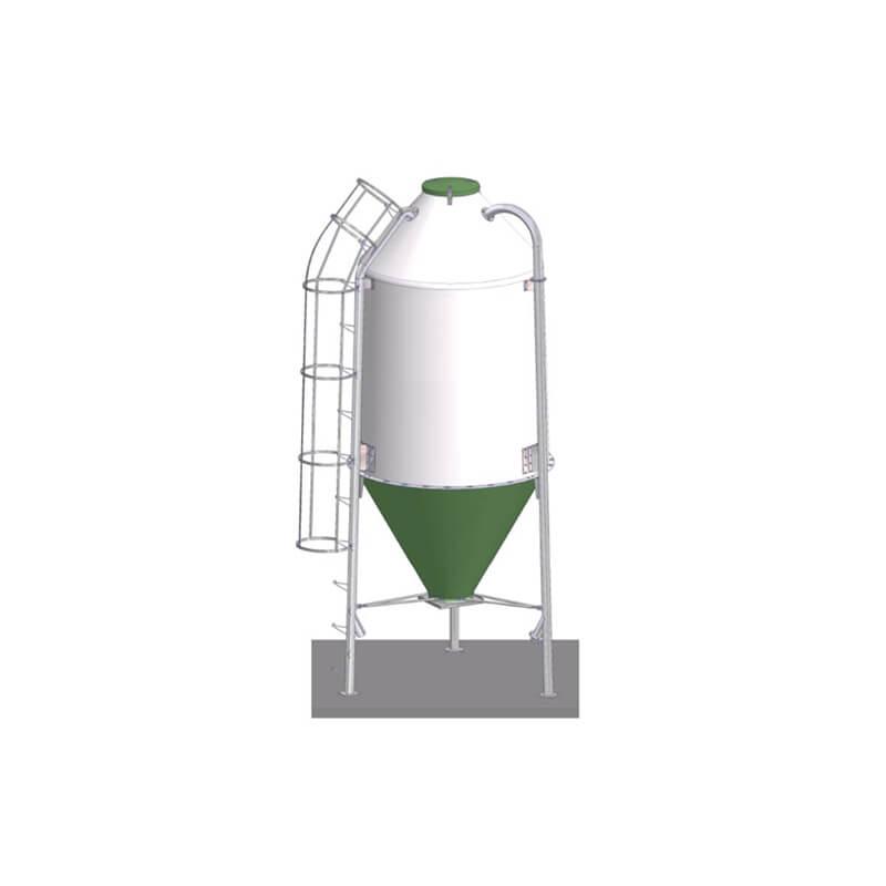 LODA üvegszálas műanyag takarmánytároló siló